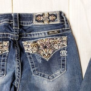 Miss Me Jeans SIze 27 Boot Cut